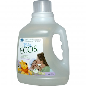 Earth Friendly Products - ECOS Baby Laundry Liquid 1478.5ml(액상 세제)