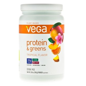 VEGA- PROTEIN & GREENS (TROPICAL) - 590 G