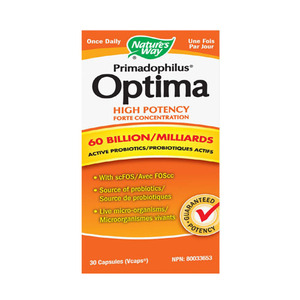 Nature's Way - [600억]PRIMADOPHILUS OPTIMA HIGH POTENCY - 30 VCAPS