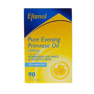 Efamol - Evening Primrose Oil 500 mg - 90 Softgels