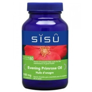 EVENING PRIMROSE OIL 500MG - 180SOFTGELS