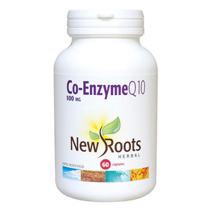 NEW ROOTS - Co-Enzyme Q10 100 mg 60 Caps(60정)