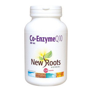 NEW ROOTS - Co-Enzyme Q10 30 mg 120 Caps(120정)
