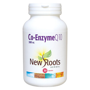 NEW ROOTS - Co-Enzyme Q10 300 mg 30 Caps(30정)