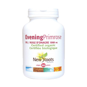 NEW ROOTS - Evening Primrose 1000 mg 180 softgels(180정)