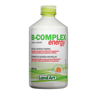 Land Art - B-COMPLEX ENERGY (비-콤플렉스 에너지) 500 ML