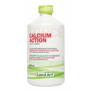 Land Art - CALCIUM ACTION (칼슘 액션) 500 ML