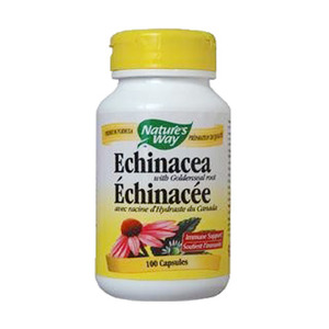 NATURE'S WAY - Echinacea with Goldseal root - 100 caps(100정)