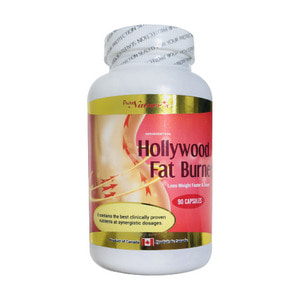 ★ Pure Nature's - 헐리우드 팻 버너 지방연소 다이어트 90정 (Hollywood Fat Burner 90caps)