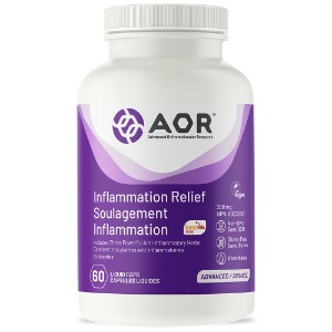 Inflammation Relief 염증완화 60Caps AOR