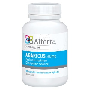 Agaricus 500 mg - 90 Vcaps